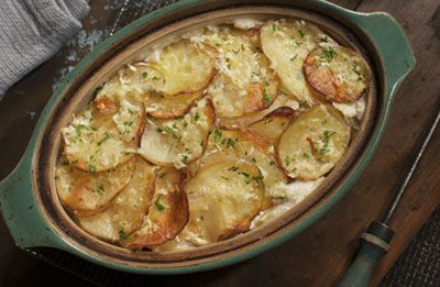 Haloumi Bacon & Potato Bake recipe made with Lemnos Cyprus Style Haloumi Cheese