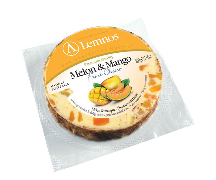 Fruit Cheese Melon & Mango