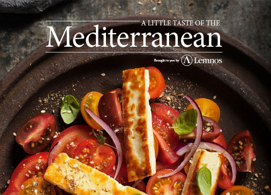 Lemnos Mediterranean recipes ebook download