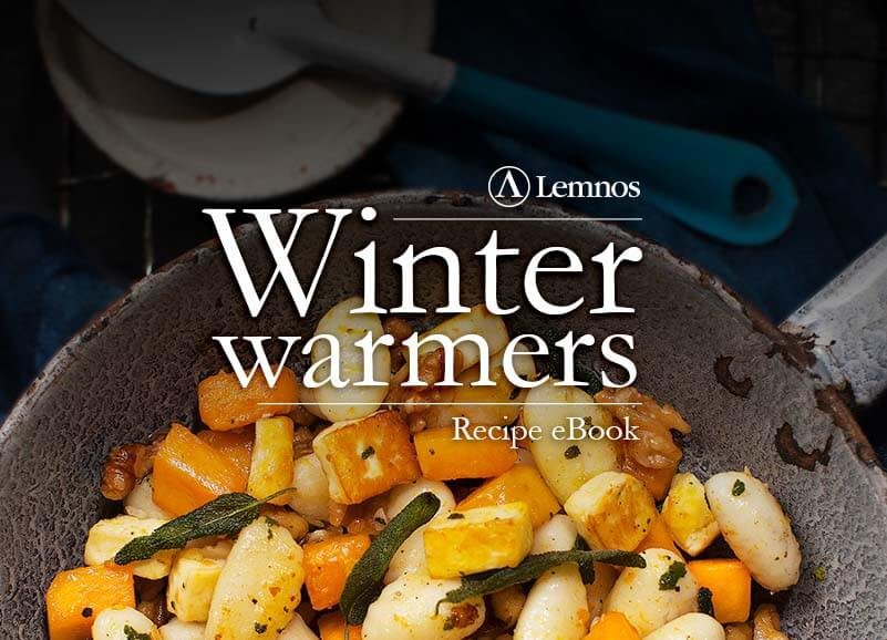 Lemnos Winter warmer recipes ebook download